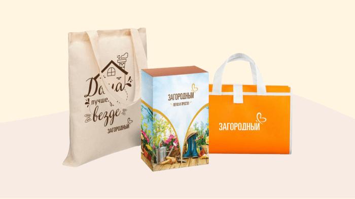 Комплект сувениров от телеканала «Загородный»